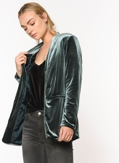 Only Ceket Yeşil